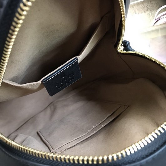 e3c4205ad7b Home   Gucci Backpacks bags   Gucci 476671 Designer GG Marmont quilted  leather backpack black